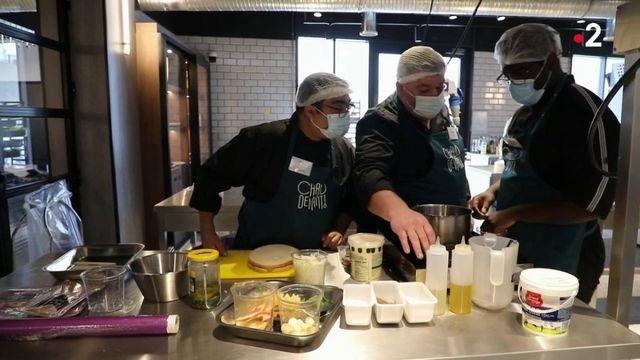 Rungis : une école de cuisine installée au cœur du marché