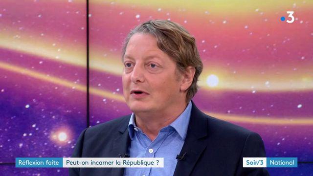 L'invité du Soir 3 : Michel Eltchaninoff de Philosophie Magazine