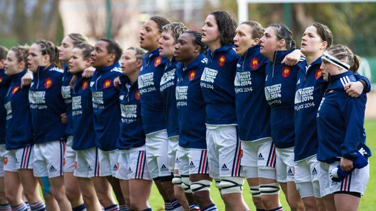 Équipe féminine de Rugby (WIKIMEDIA COMMONS)