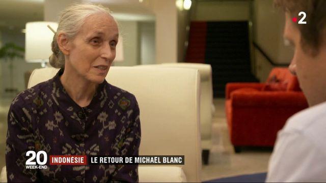 Michaël Blanc : le retour après vingt ans de prison en Indonésie