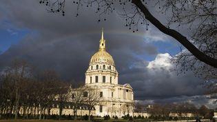 L'homage aura lieu à l'Hôtel des Invalides à Paris (JOEL SAGET / AFP)