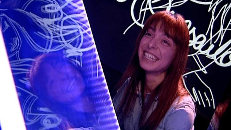 Jen Onesailor, artiste électro  (Capture d'image France3/Culturebox)