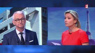 Taxe sur les dividendes : trouver 10 milliards d'euros pour compenser le fiasco (France 2)