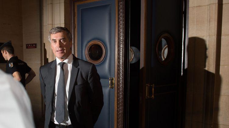 L'ancien ministre du Budget, Jérôme Cahuzac, le 5 septembre 2016 à Paris. (CHAMUSSY / SIPA)