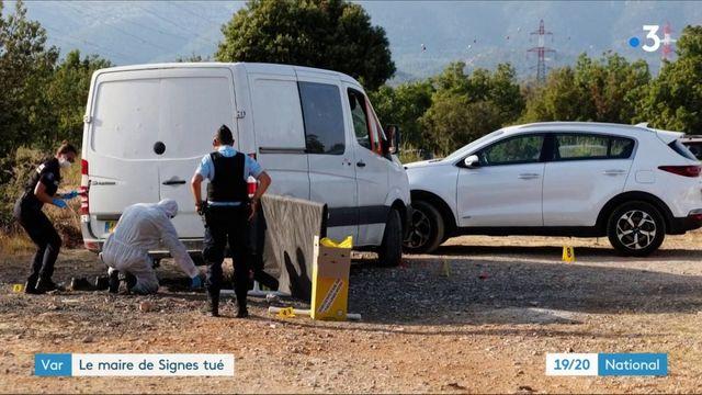 Var : le maire de Signes est mort renversé par un fourgon