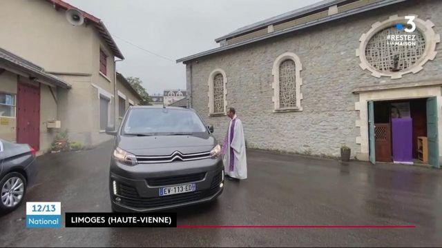 Haute-Vienne : un drive pour que les fidèles catholiques puissent se confesser