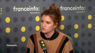 Marlène Schiappa sur franceinfo dimanche 25 novembre 2018 (RADIO FRANCE)