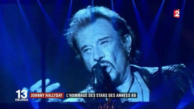 Mort de Johnny Hallyday : l'hommage des stars des années 1980