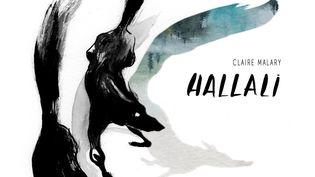 """Hallali"" (L'oeuf), Claire Malary (détail)"