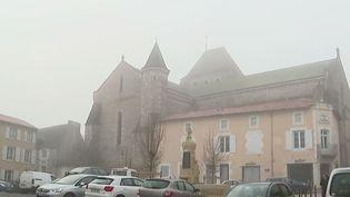 La commune de Vivonne, dans la Vienne. (FRANCE 2)