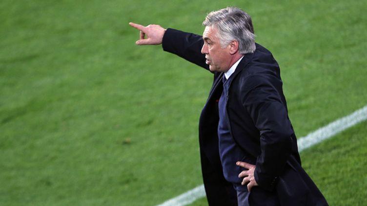 Carlo Ancelotti donne ses consignes