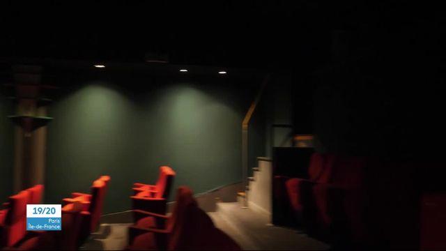 Projections de films à Paris pendant le confinement