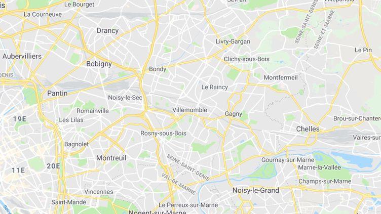 Le chef de la police municipale de Villevaudé (Seine-et-Marne) a violemment été agressé chez lui. (GOOGLE MAPS)