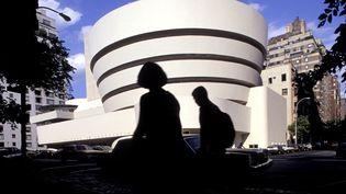 Musée Guggenheim, dessiné par l'architecte Frank Lloyd Wright, octobre 2013 (AMANTINI-ANA / ONLY WORLD)