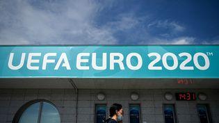 L'Euro 2021 débute le vendredi 11 juin et s'achèvera le dimanche 11 juillet 2021. (KIRILL KUDRYAVTSEV / AFP)