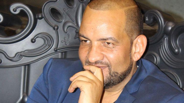 Le producteur belgo-congolais Boris Van Gils (Jacques Kouao)
