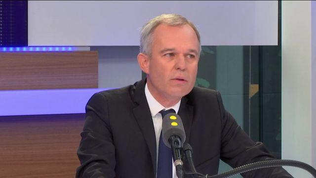 """Mélenchon et Le Pen """"voudront faire un cirque"""" à l'Assemblée nationale, craint François de Rugy"""