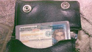 Le portefeuille de Kurt Cobain, avec son permis de conduire.  (Seatlle Police Department )