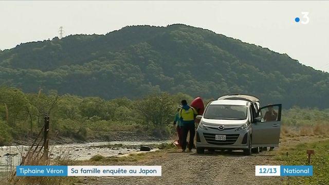 Disparition : la famille de Tiphaine Véron enquête au Japon