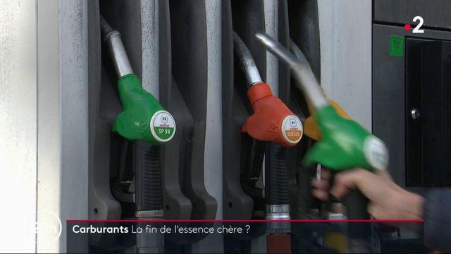 Carburants : la fin de l'essence chère ?