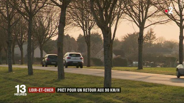 Loir-et-Cher : prêt pour un retour aux 90km/h