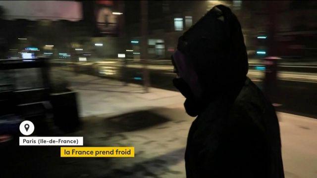 Avec la vague de froid qui s'abat sur la France, l'inquiétude pour les personnes sans-abri