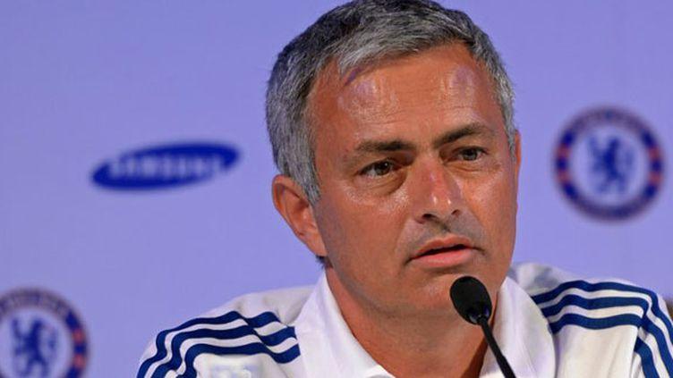 L'entraîneur de Chelsea, Jose Mourinho