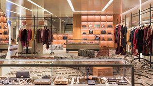 Boutique parisienne Vivienne Westwood, septembre 2016  (Vivienne Westwood)