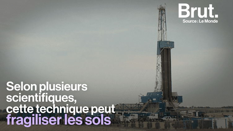 Les Etats-Unis produisent dix fois plus de pétrole de schiste qu'en 2007 (BRUT)