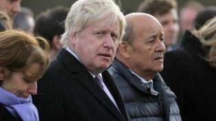 Boris Johnson, le Premier ministre britannique (photo d'illustration). (LUDOVIC MARIN / AFP)