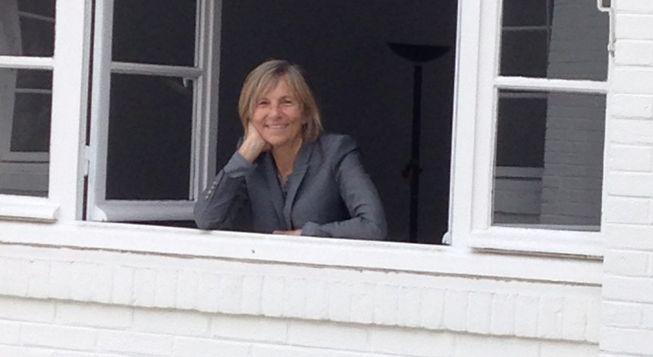 (Marielle de Sarnez, tête de liste MoDem en Ile-de-France)