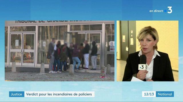 Policiers brûlés à Viry-Châtillon : le verdict bientôt prononcé