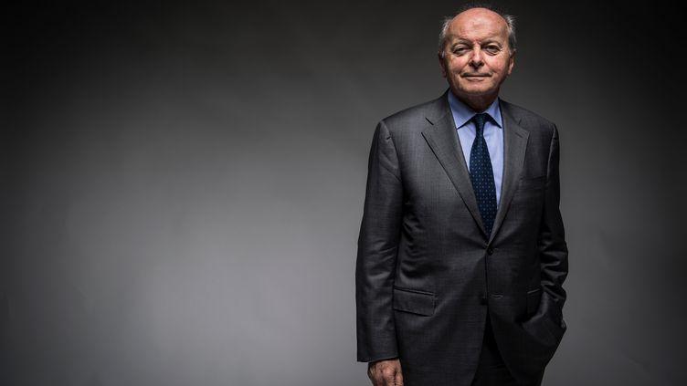 Le Défenseur des droits Jacques Toubon, le 8 juillet 2016 à Paris. (MARTIN BUREAU / AFP)
