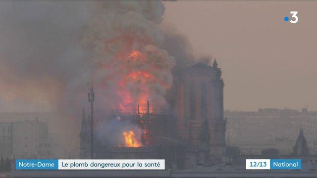 Notre-Dame : que risque-t-on en cas de contamination au plomb ?