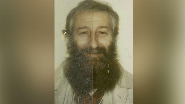 Photo non datée de Bassam Ayachi diffusée en 2009 par la police italienne. (AFP)