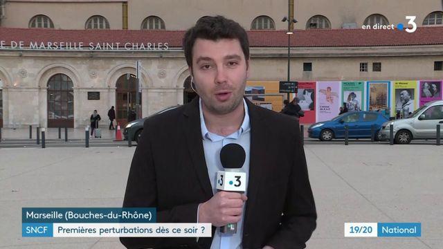 SNCF : premières perturbations dès ce soir ?