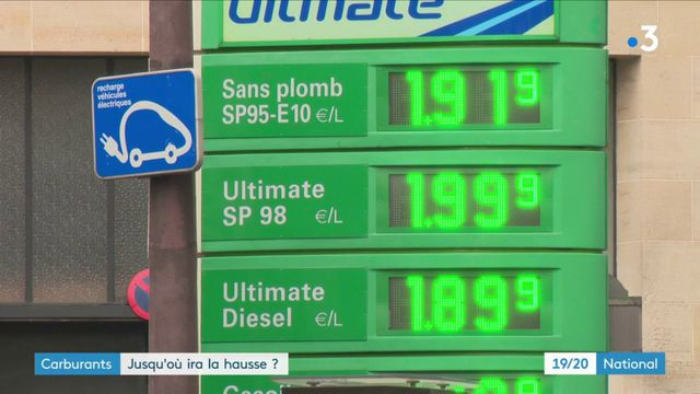 Carburants : la hausse se poursuit