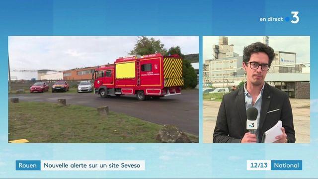 Seine-Maritime : nouvelle usine classée Seveso mise à l'arrêt