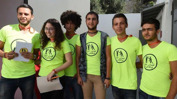 Shams est une association qui milite pour la dépénalisation de l'homosexualité en Tunisie (FETHI BELAID / AFP)