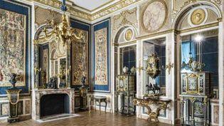 (Salle dite de l'hôtel Le Bas de Montargis © 2014 Musée du Louvre, dist.RMN - GP / Olivier Ouadah)