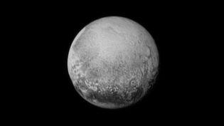 Une photo de Pluton prise le 11 juillet 2015. (NASA / REUTERS)