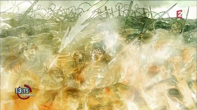 13h15 le dimanche. Vauquois : la France essaie son premier lance-flammes le 6 juin 1915