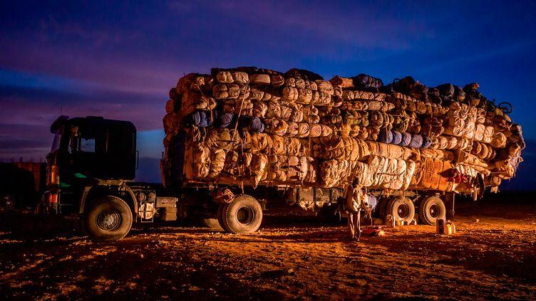 La douane d'Agadez au Niger (PASCAL MAITRE / NATIONAL GEOGRAPHIC)