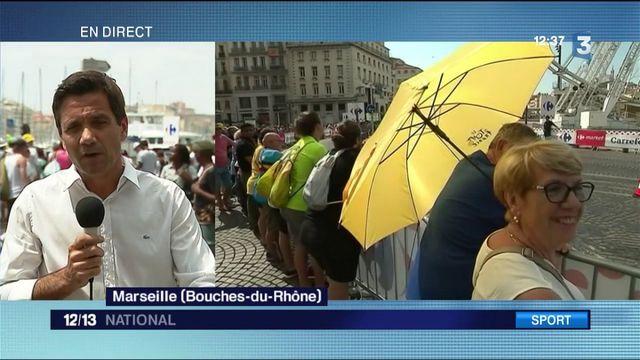 Tour de France : contre-la-montre à Marseille