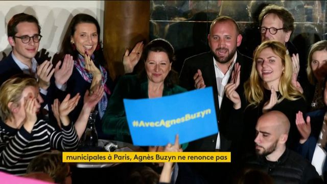 Municipales à Paris : Agnès Buzyn ne renonce pas