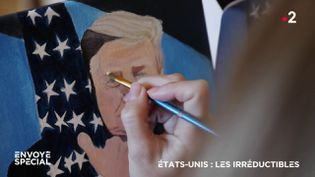 Envoyé spécial. Etats-Unis : les irréductibles (ENVOYÉ SPÉCIAL  / FRANCE 2)