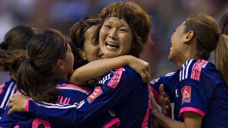 Les Japonaises sont qualifiées pour les quarts de finale du Mondial 2015