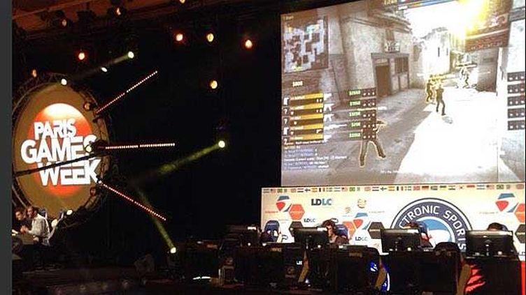 (Paris Games Week : Demi-finale FR de CS GO © PGW)