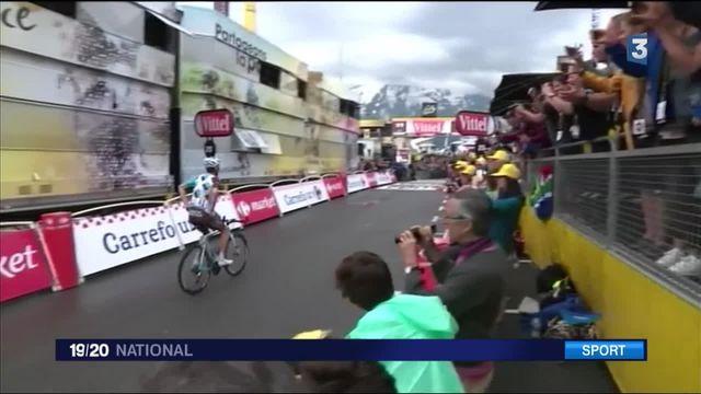 Tour de France : retour sur la 19ème étape