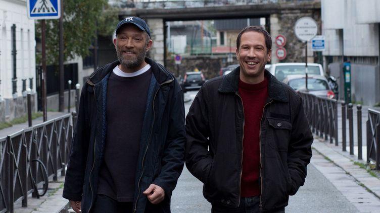"Vincent Cassel et Reda Kateb dans ""Hors normes"" d'Eric Toledano et Olivier Nakache (Carole Bethuel)"
